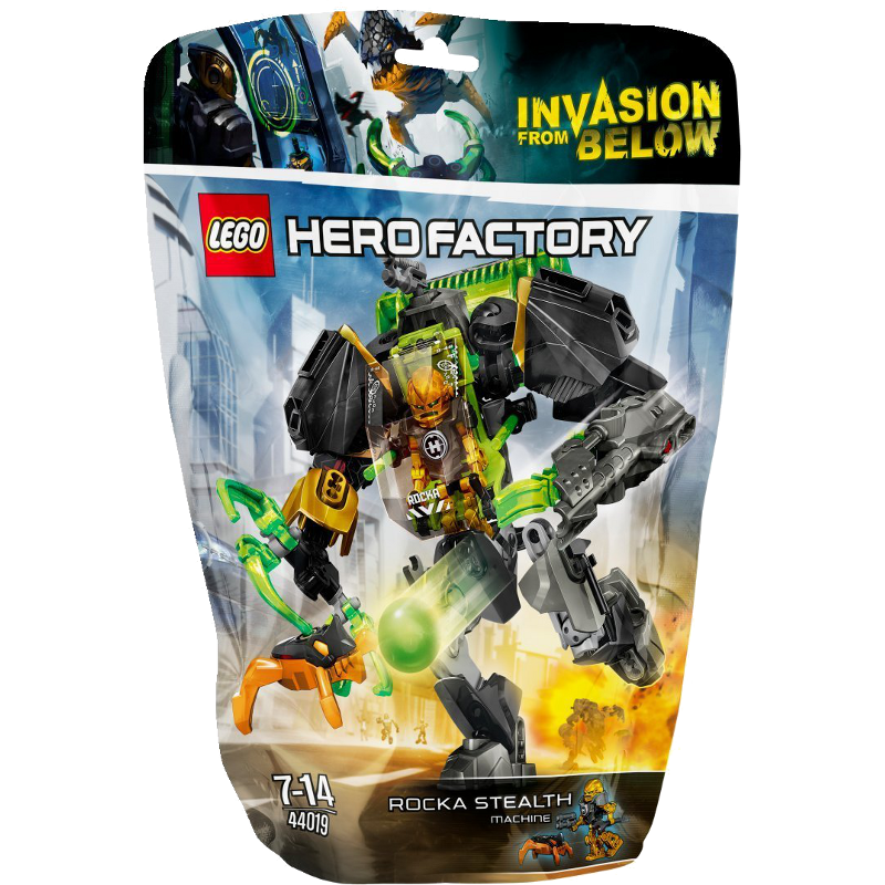LEGO® Hero Factory 44019 - Rocka Stealth Machine