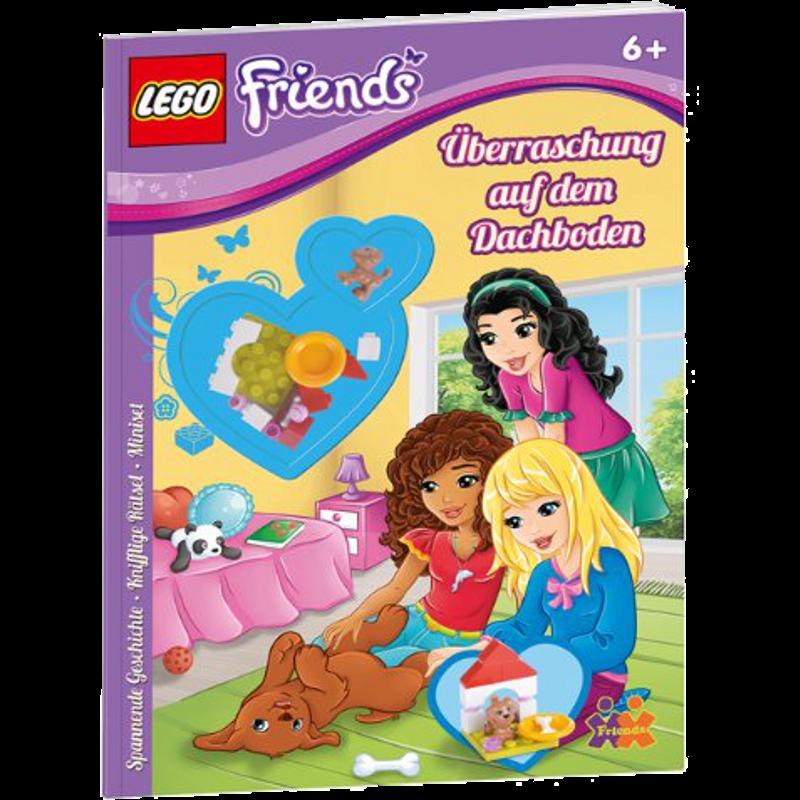 Friendz @ Kids und Concepts - LEGO® Friends - Überraschung auf dem Dachboden