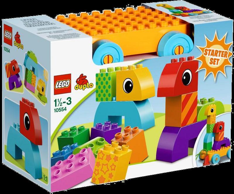 LEGO® DUPLO® 10554 - Nachzieh-Spielset