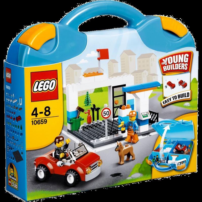LEGO® Steine & Co. 10659 - Blauer Koffer