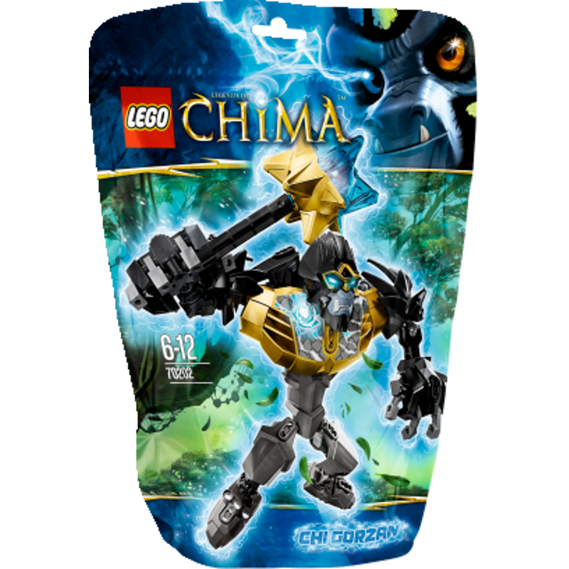 LEGO® Legends of Chima™ 70202 - CHI Gorzan