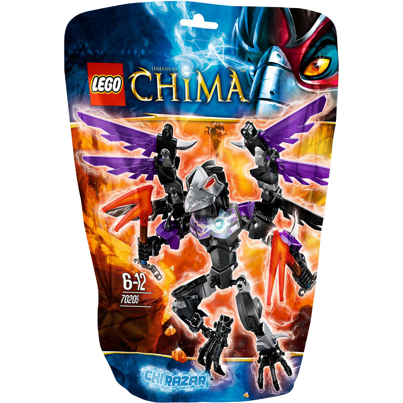 LEGO® Legends of Chima™ 70205 - CHI Razar