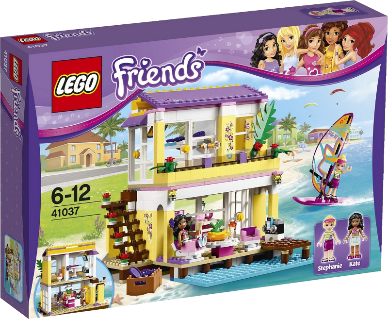 LEGO® Friends 41037 - Stephanies Strandhaus