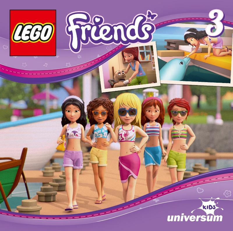 Sony Music - LEGO® Friends CD3 - Ein abenteuerlicher Ausflug