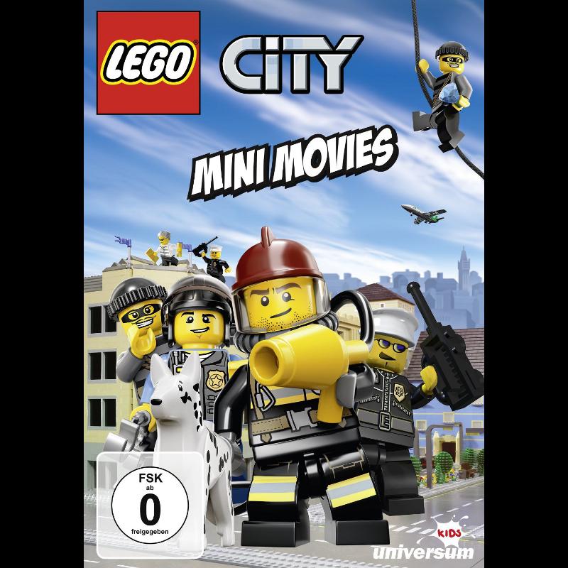Sony Music - LEGO® City DVD 1 - Mini Movies