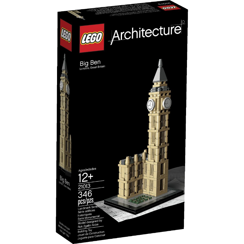 LEGO® Architecture 21013 - Big Ben