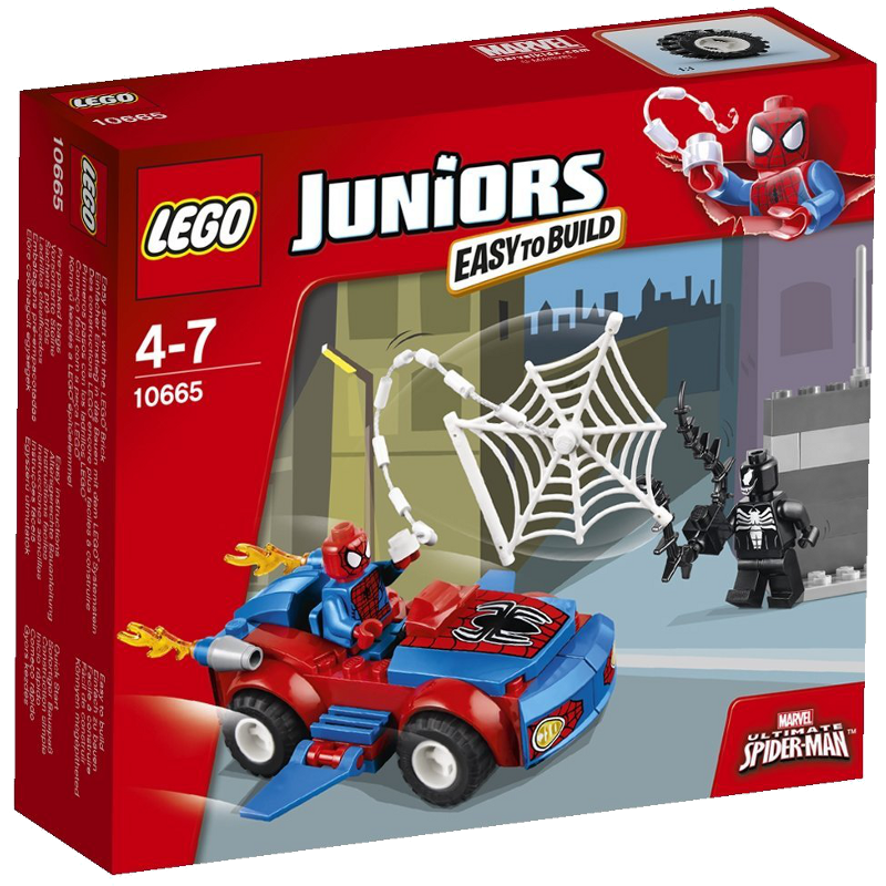 LEGO® Juniors 10665 - Spider-Car