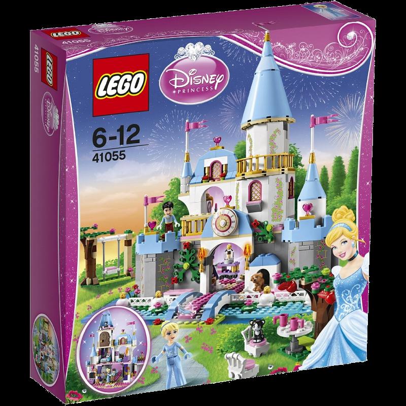 LEGO® Disney Princess 41055 - Cinderellas Prinzessinnenschloss