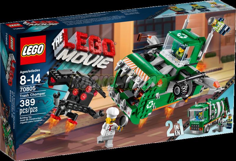 LEGO® Movie 70805 - Müllschlucker