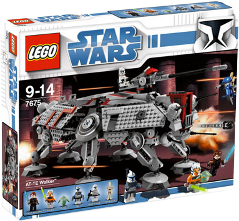 LEGO® Star Wars 7675 - AT-TE Walker