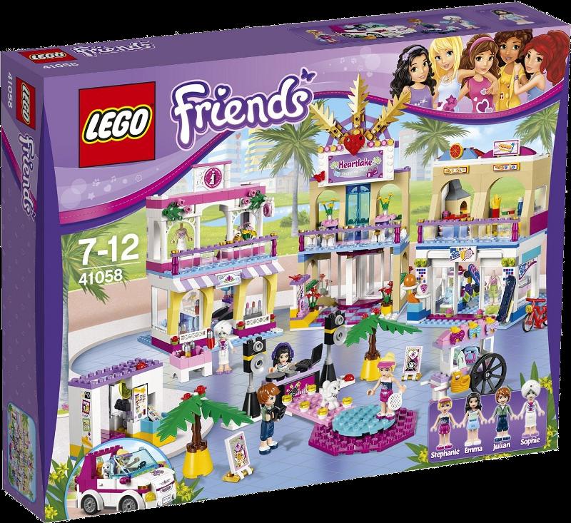 LEGO® Friends 41058 - Heartlake Einkaufszentrum