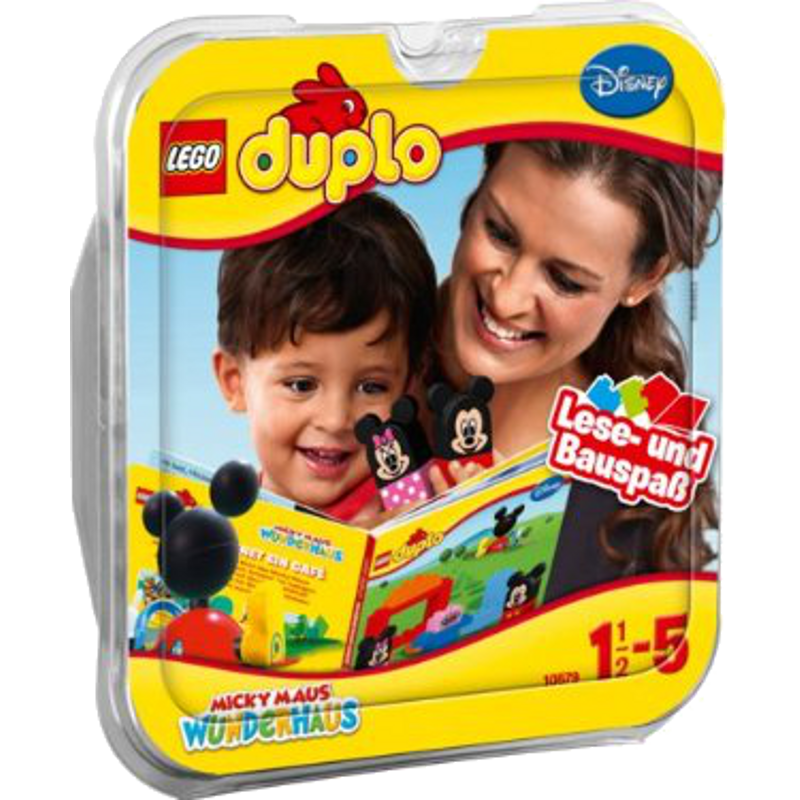 LEGO® DUPLO® 10579 - Minnie eröffnet ein Café
