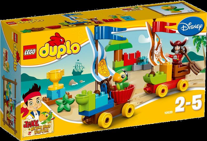 LEGO® DUPLO® 10539 - Seifenkistenrennen
