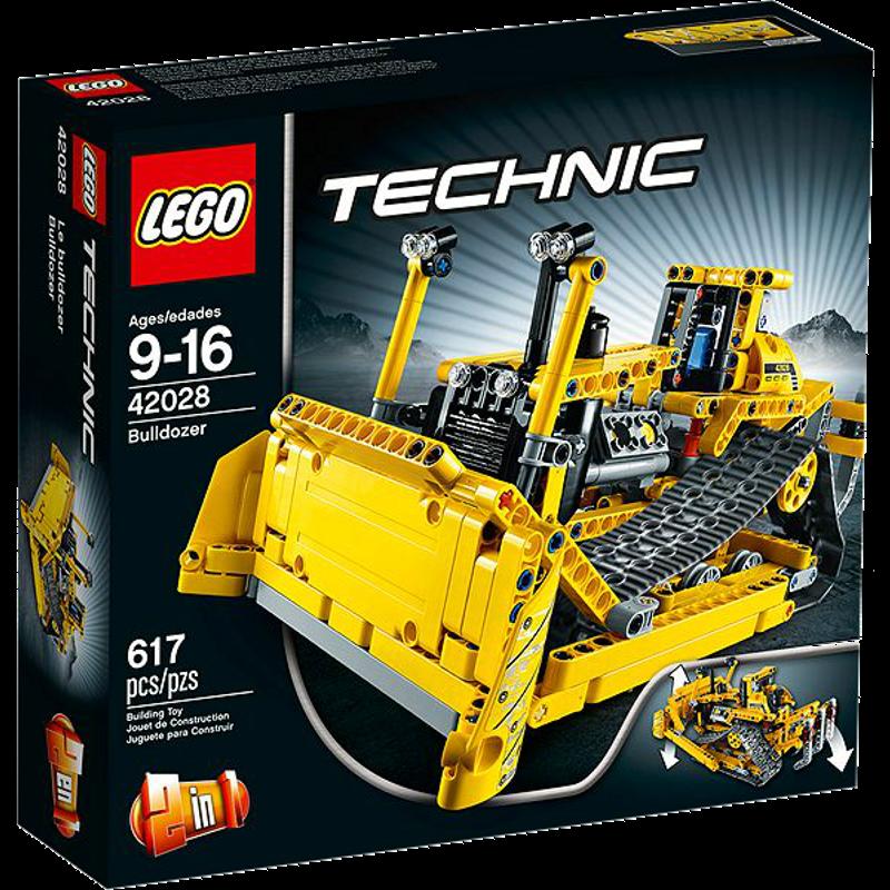 LEGO® Technic 42028 - Bulldozer