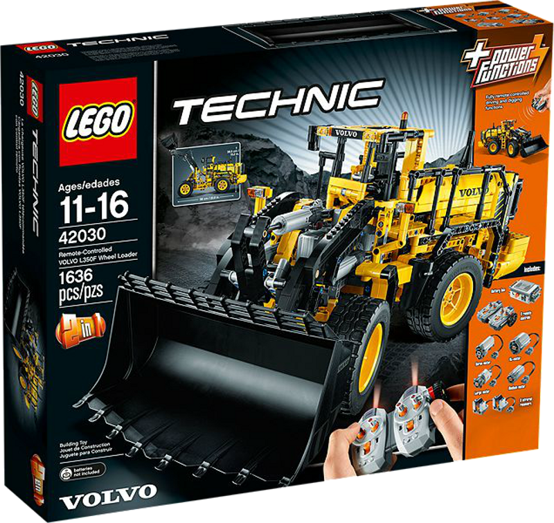 LEGO® Technic 42030 - VOLVO L350F Radlader