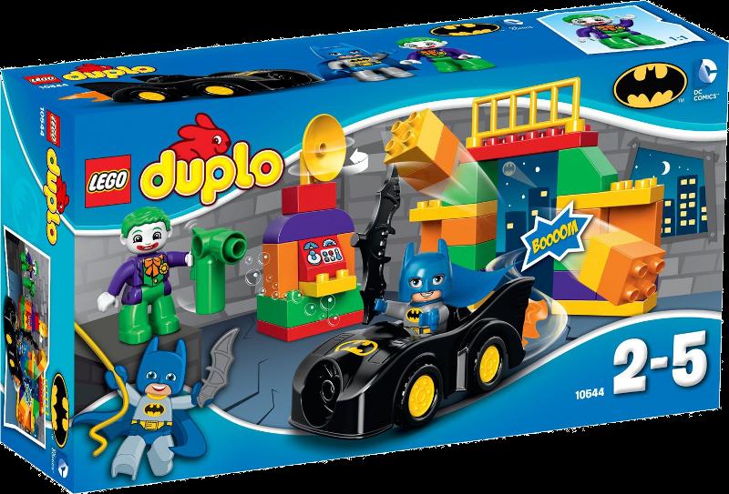 LEGO® DUPLO® 10544 - Jokers Versteck