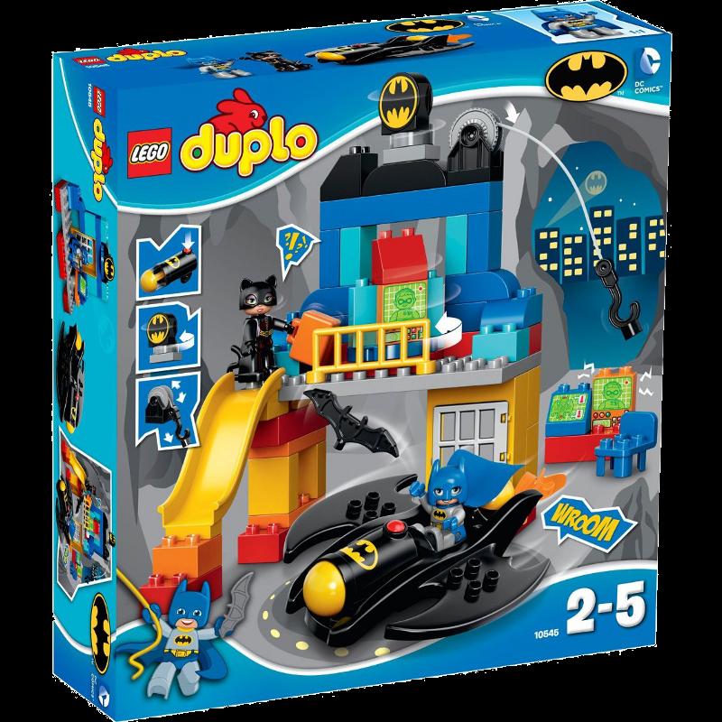 LEGO® DUPLO® 10545 - Abenteuer in der Bathöhle