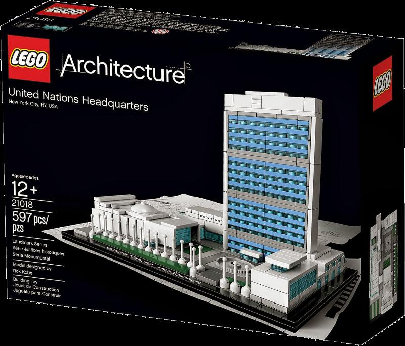 LEGO® Architecture 21018 - UN-Hauptquartier