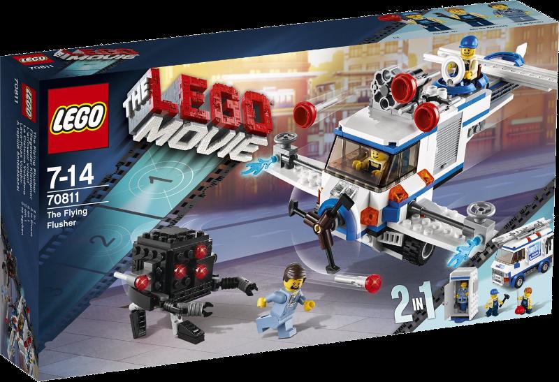 LEGO® Movie 70811 - Fliegender Klempner
