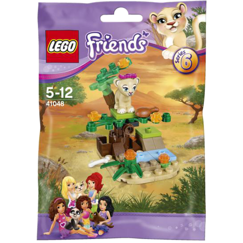 LEGO® Friends 41048 - Löwenbaby-Oase