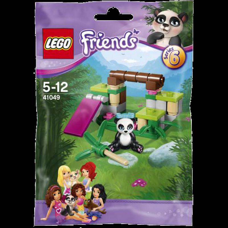 LEGO® Friends 41049 - Panda-Bambusspielplatz