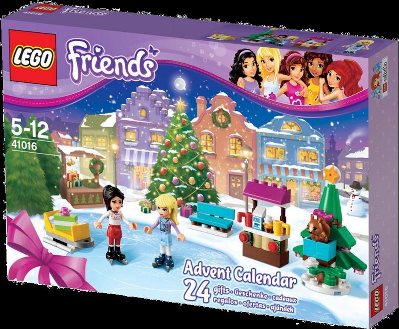 LEGO® Friends 41016 - Adventkalender 2013