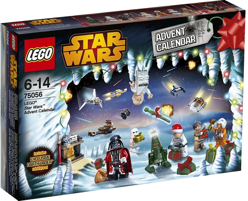 LEGO® Star Wars 75056 - Adventkalender 2014