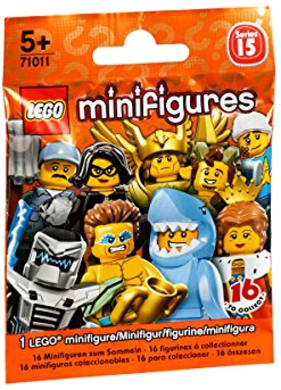 LEGO® Minifigures Serie 15 71011 - Minifigur in Beutel/Tüte