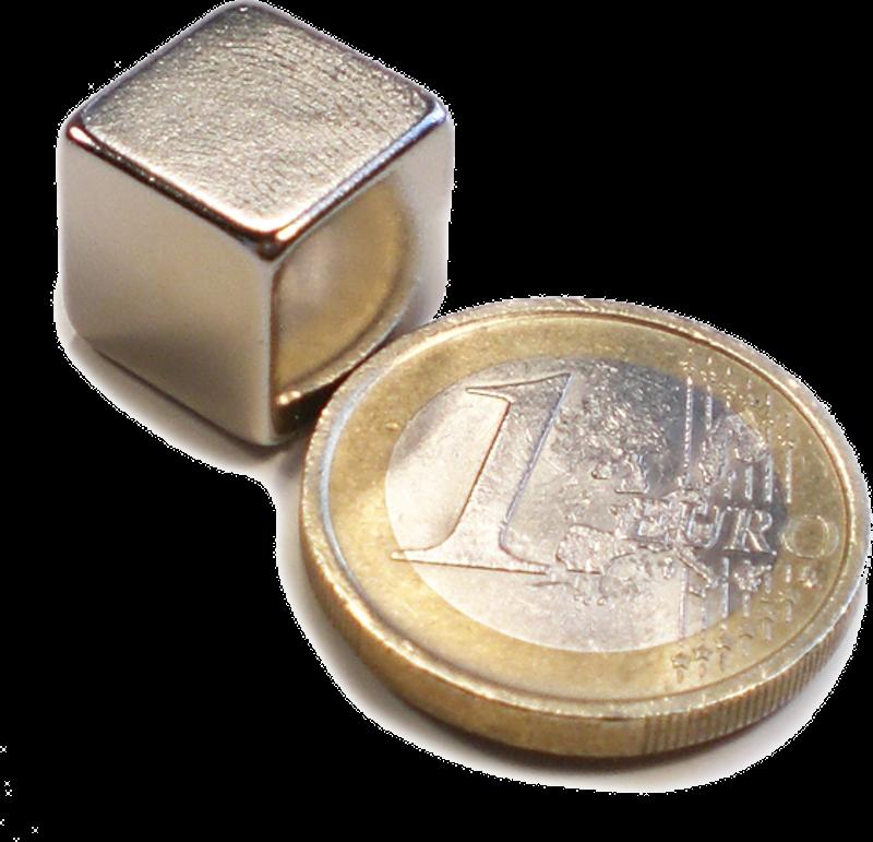 Intelligente Knete.de 19010 - Super-Magnet