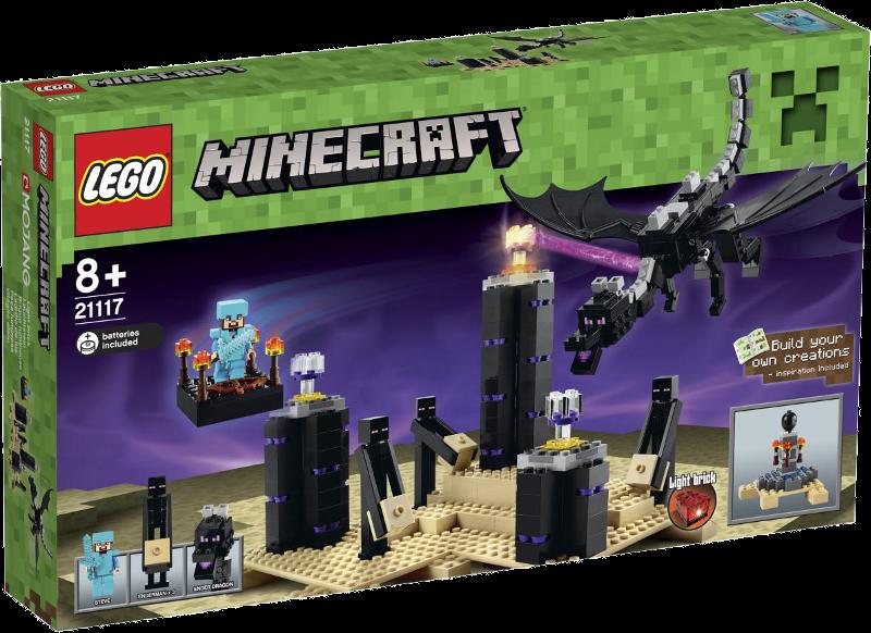 LEGO® Minecraft 21117 - Der Enderdrache