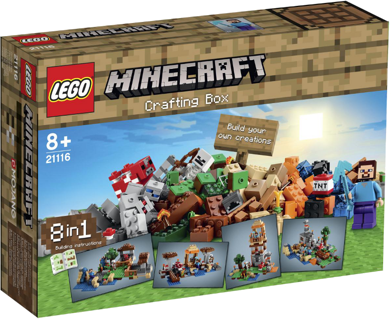 LEGO® Minecraft 21116 - Crafting-Box