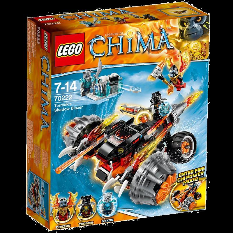 LEGO® Legends of Chima™ 70222 - Tormaks Schattenwerfer