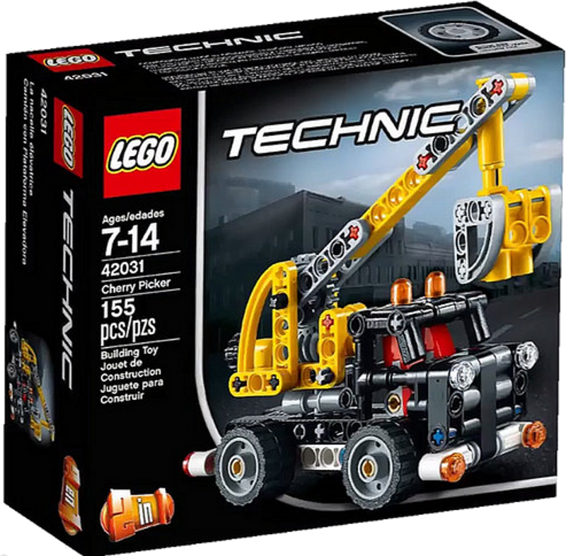LEGO® Technic 42031 - Hubarbeitsbühne
