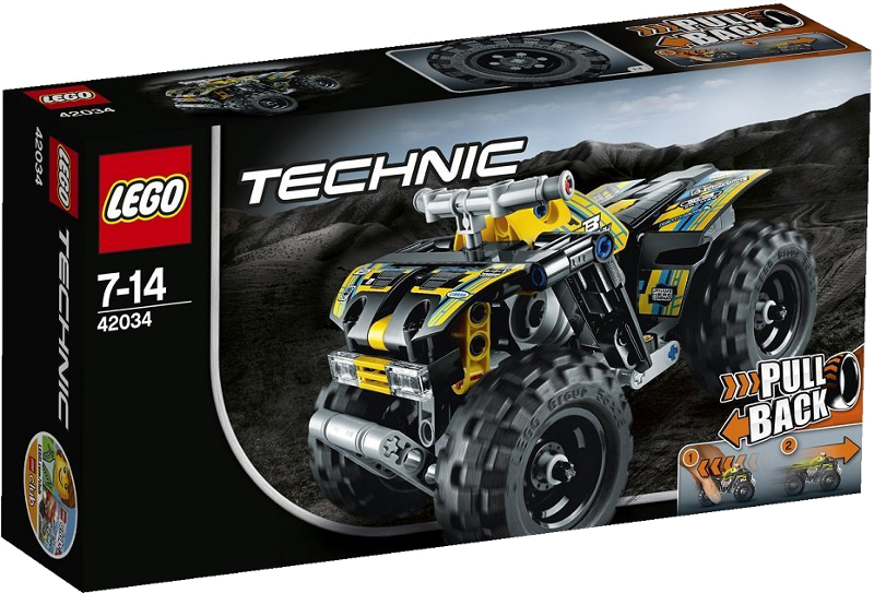 LEGO® Technic 42034 - Action Quad
