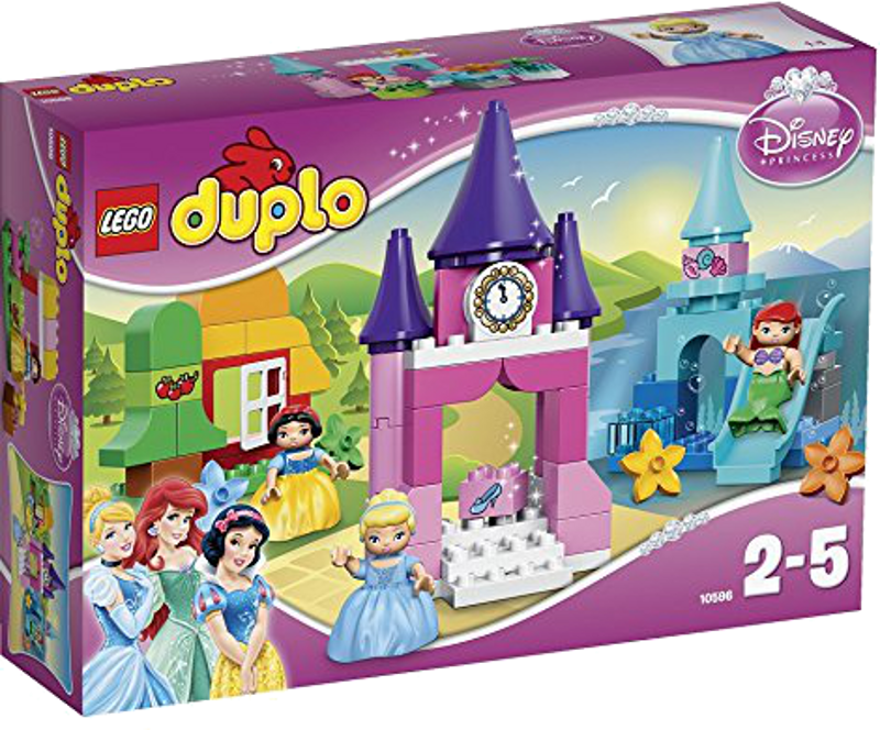 LEGO® DUPLO® 10596 - Disney Princess™ Kollektion