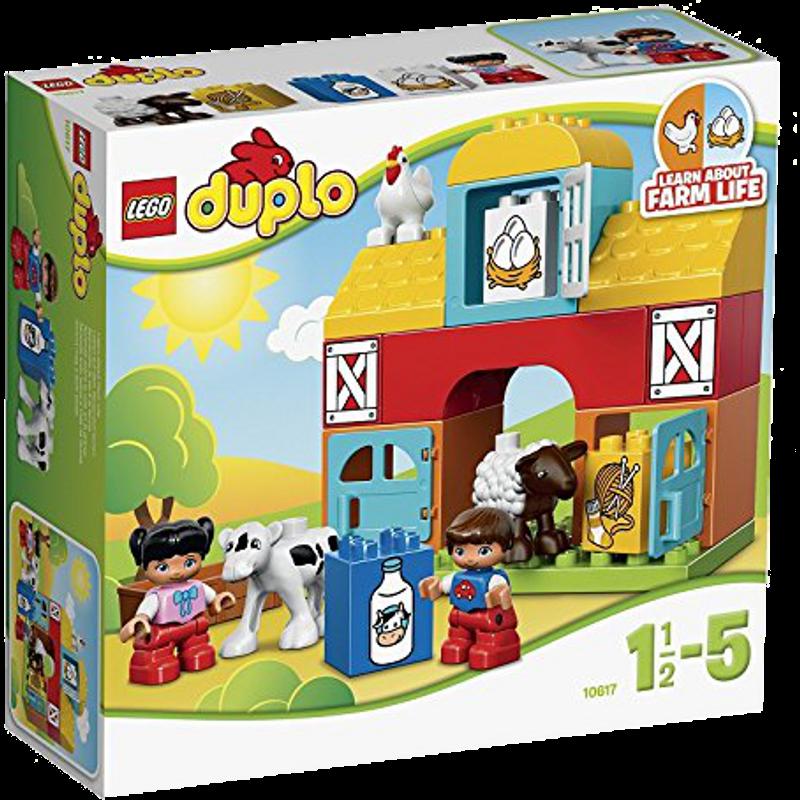 LEGO® DUPLO® 10617 - Mein erster Bauernhof