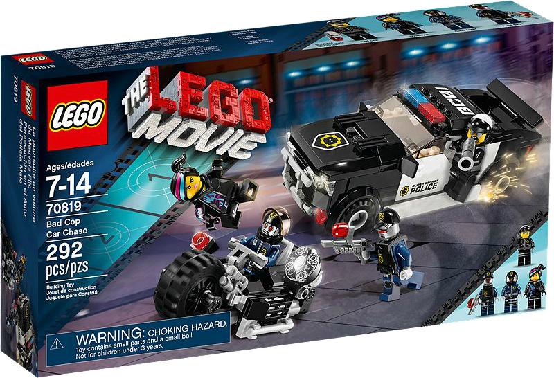 LEGO® Movie 70819 - Bad Cops Polizeiauto