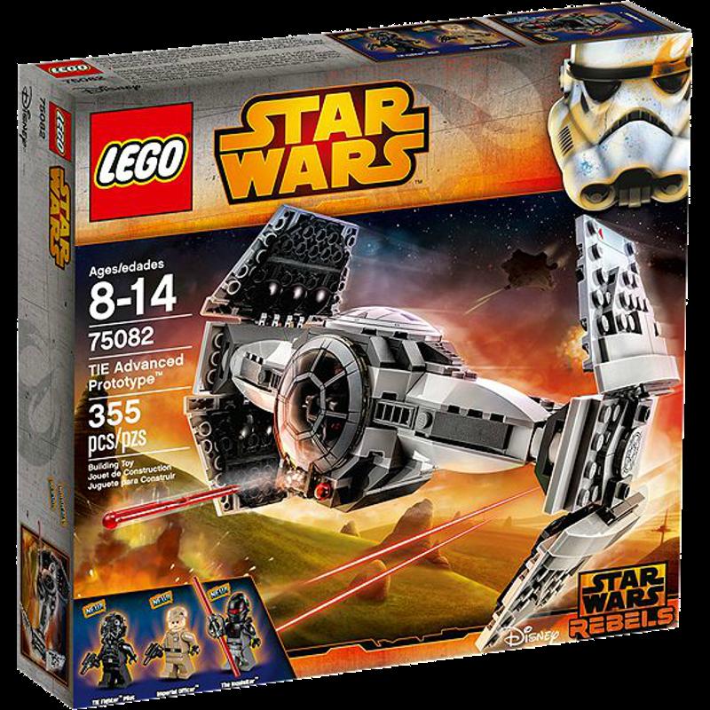 LEGO® Star Wars 75082 - TIE Advanced Prototype™