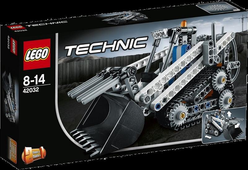 LEGO® Technic 42032 - Kompakt-Raupenlader