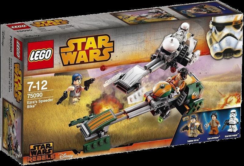 LEGO® Star Wars 75090 - Ezra's Speeder Bike™