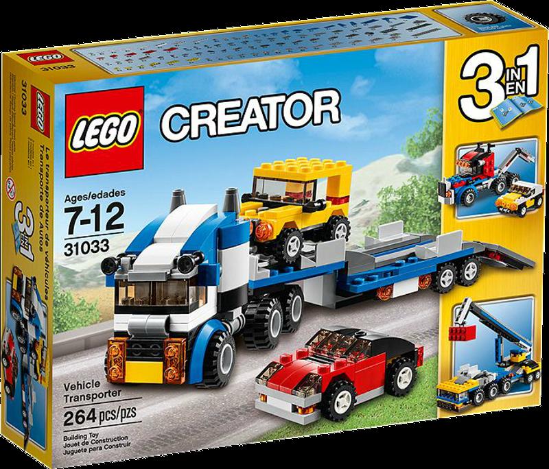 LEGO® Creator 31033 - Autotransporter