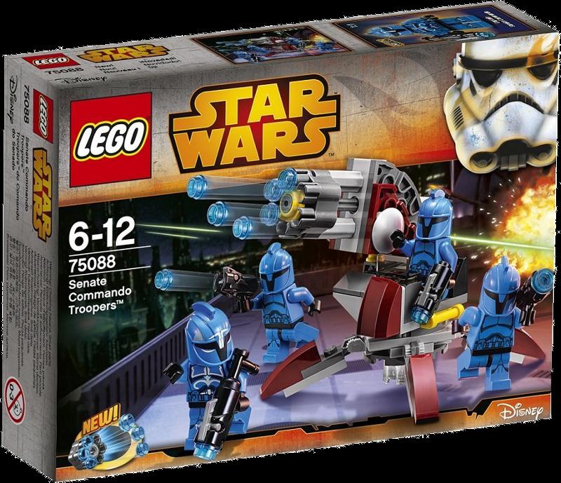 LEGO® Star Wars 75088 - Senate Commando Troopers™