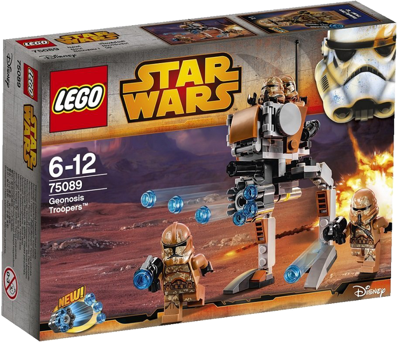 LEGO® Star Wars 75089 - Geonosis Troopers™