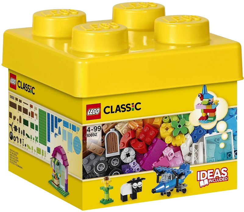 LEGO® Classic 10692 - Bausteine - Set