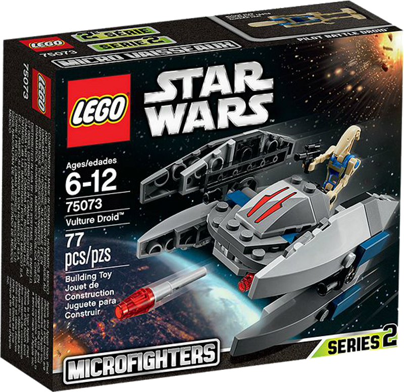 LEGO® Star Wars 75073 - Vulture Droid™