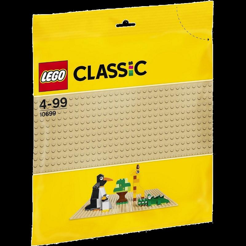 LEGO® Classic 10699 - Sandfarbene Grundplatte