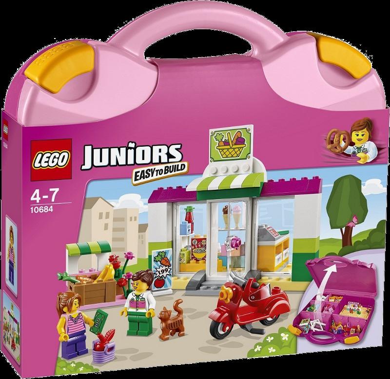 LEGO® Juniors 10684 - Supermarkt-Koffer