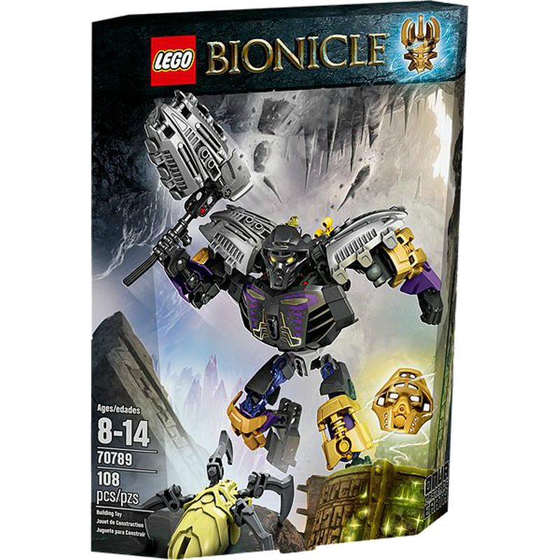 LEGO® BIONICLE® 70789 - Onua - Meister der Erde