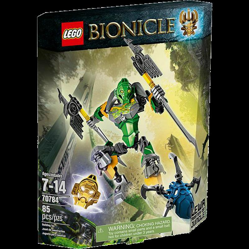 LEGO® BIONICLE® 70784 - Lewa - Meister des Dschungels