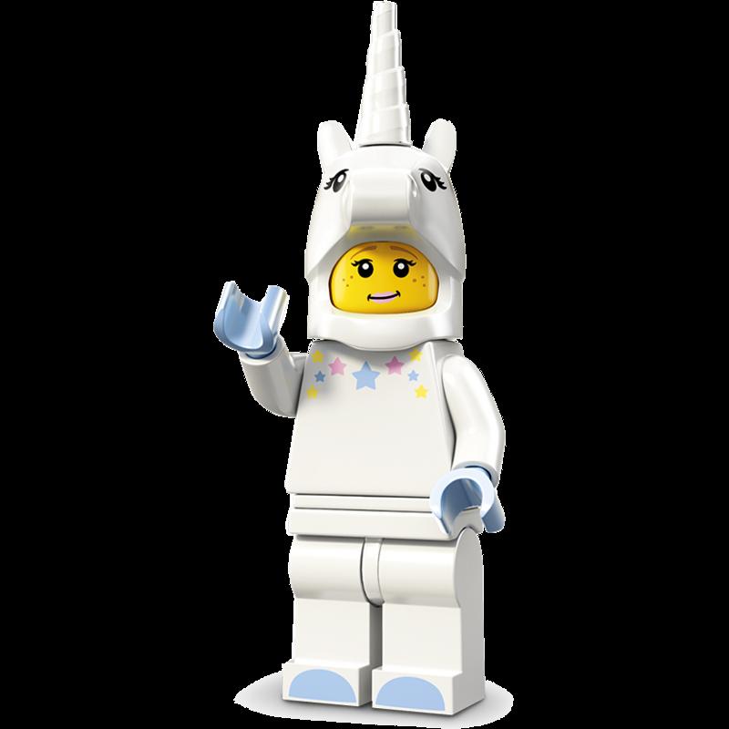 LEGO® Minifigures Serie 13 71008-03 - Einhorn-Mädchen